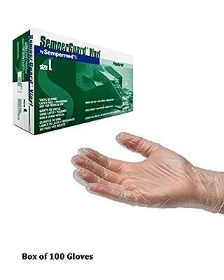 Vinyl 4.2mil Powder Free Gloves