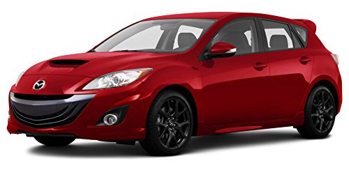 2013 Mazda 3 Mazdaspeed3 Touring, 5-Door Hatchback Manual Transmission, Velocity Red Mica/Black