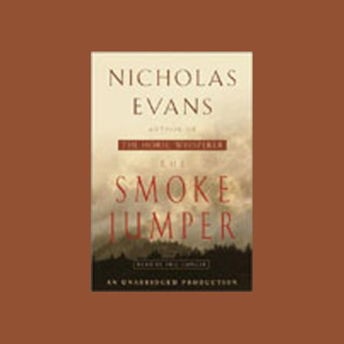 The Smoke Jumper  audiobook cover art