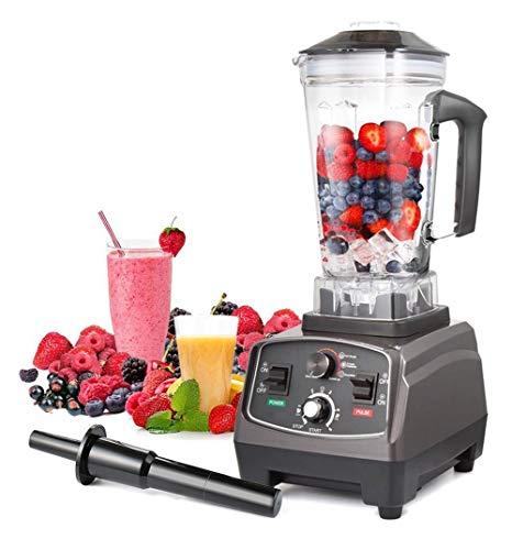Juicer-machine, grote mondtoevoergoot, centrifugaal, eenvoudig schoon te maken, BPA-vrij, 1650 W/zwart