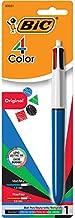 BIC Medium Point Ball Pen, 4 Colors, Assorted Ink, 1 per Pack (MMXP11)