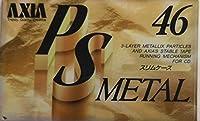 AXIA メタルテープ PS METAL 46分 三層構造磁性体 PSMF 46