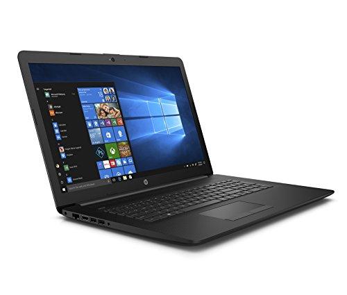 HP 17-ca0003na 17.3-Inch Laptop - (Black) (AMD A6-9225, 4 GB RAM, 1 TB HDD, AMD Radeon R4 Graphics, Windows 10 Home)