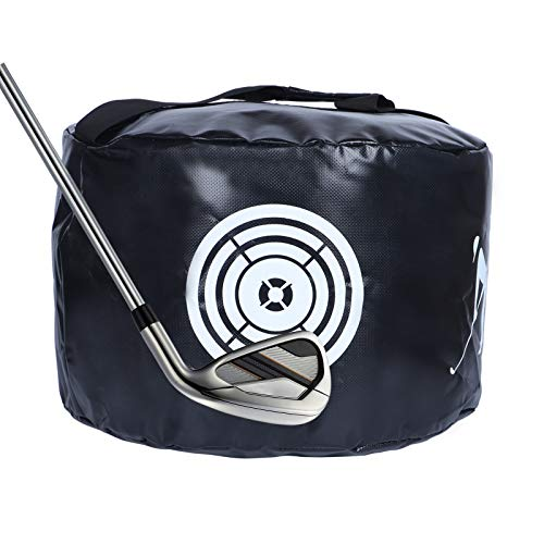 JIUYIBC Golf Impact Bags, Golf Swing Impact Bags, Power Hitting Bag for Golf, Smash Bag, Golf Training Aid, Golf Swing Trainer,Golf Training Equipment, Golf Gifts for Men, Durable Waterproof