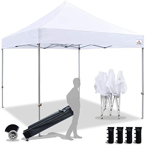 Keymaya 10x10 Ez Pop Up Canopy Tent...
