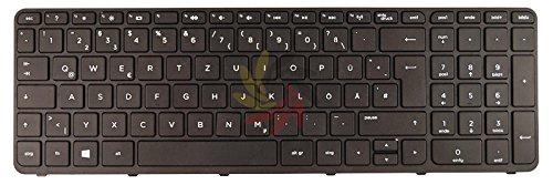 NExpert Orig. QWERTZ Tastatur für HP Compaq 15-h038eg 15-h038sg 15-h039sg 15-h040la DE Neu