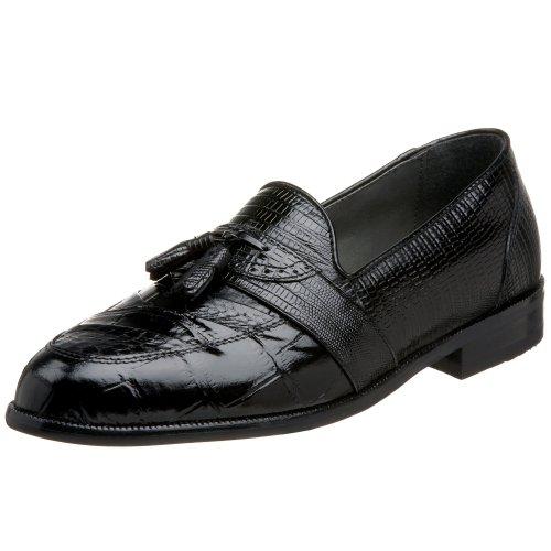 Stacy Adams Men's Santana Tassel Loafer,Black,12 M