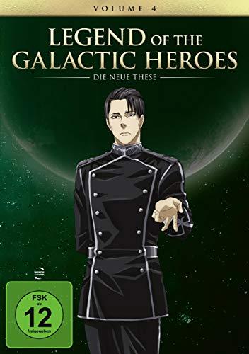 Legend of the Galactic Heroes: Die Neue These - Volume 4