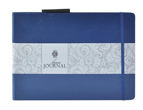 Pentalic 5' x 8' 140 lb. (300 gsm) AF Aqua Journal 48 Page Book