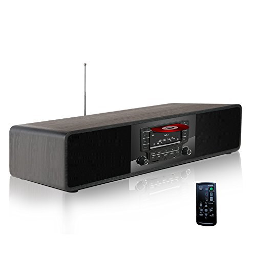Our #7 Pick is the KEiiD Compact Tabletop Radio