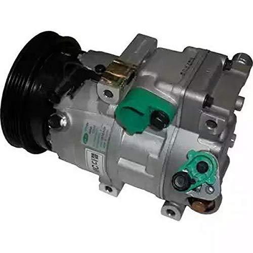 Compressore climatizzatore aria condizionata 9145374928541 EcommerceParts per costruttore: GENUINE, ID compressore: VS16, Puleggia-Ø: 122 mm, N° alette: 5, Tensione: 12 V