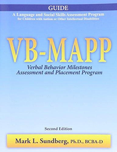 VB-MAPP: Verbal Behavior Milestones Assessment and Placement Program, Full Set