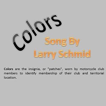 Colors (feat. Tim Frye)