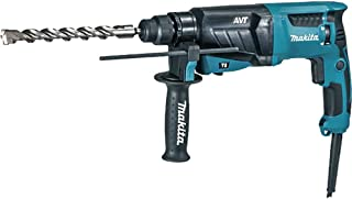 Makita HR2631FT/2 240V 26mm SDS-Plus AVT Rotary Hammer Supplied in A Carry Case