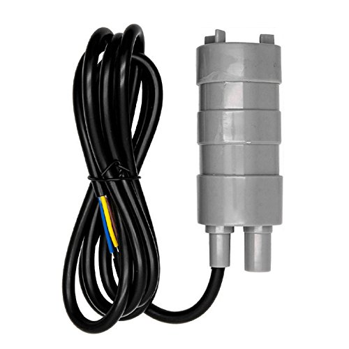 perg Submersible Pump, 12V Submersible Water Pump 840L/H High Flow Pumps for Motorhome Pond Aquarium