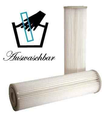 PL Filter Membran Sediment 1µm -Auswaschbar- auch für OSMOSE UMKEHROSMOSE WASSERFILTER SEDIMENTFILTER Polypropylene