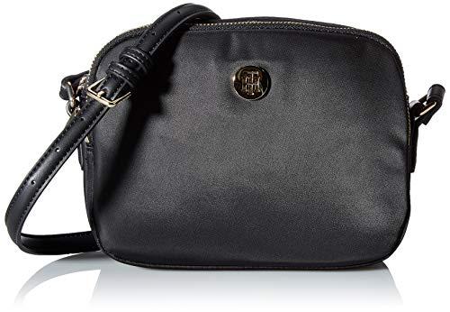 Tommy Hilfiger Damen Poppy Tasche, Black, One Size