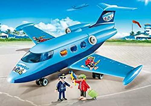 PLAYMOBIL 9366: Avión para Vacaciones FunPark