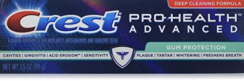 Doppelpack 2 x 99g Zahnpasta Zahncreme Crest ProHealth Pro-Health Advanced Gum Protection