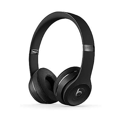 BORNKU Solo 3 Wireless Headphones - Black by Bornku