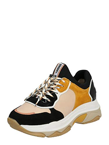 Bronx Damen Sneaker Low Baisley schwarz 41