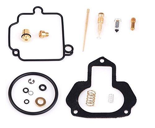 OxoxO Kit de réparation de carburateur pour Yamaha 1989-1992 YFM350F/FW 1989-1993 YFM350ER 1993-1995 YFM400F/FW