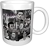 Thomas Brodie Sangster Maze Ru-nner Deepwater Horizon TV Show Items Dylan Obrien Taza Regalo Lindo Té Cerámica Fiesta Deco Cappuccino Cup for her for her for him
