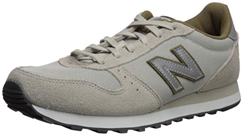 New Balance Men's 311v1 Lifestyle Shoe Sneaker, Light Cliff Grey/sage, 11.5 D US