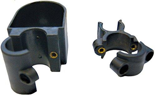 Pflegehome24® Stockhalter für alle Standard-Rollatoren / Rollator