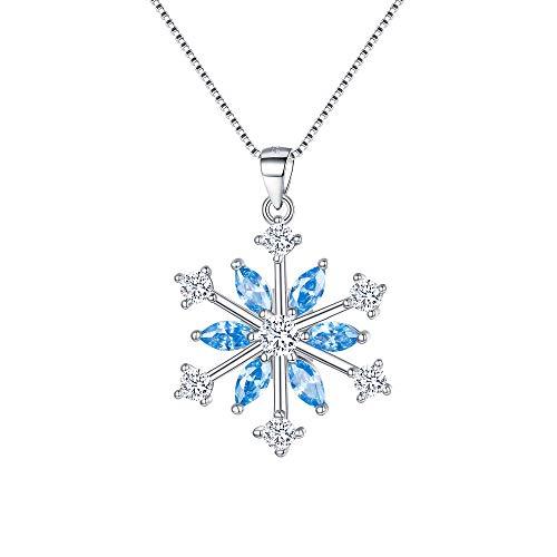 EVER FAITH Mujer Hombre Niños Unisex Damas de honor plata de ley Marquise-shape zirconia cúbica