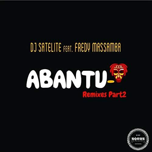 DJ Satelite feat. Fredy Massamba
