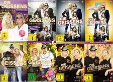 Die Geissens - Eine schrecklich glamouröse Familie: Staffeln 1-6 (24 DVDs)