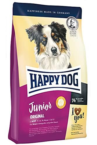 Happy Dog Junior Original, 1er Pack (1 x 10 kg)