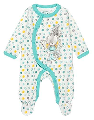 boboli Pelele Terciopelo de bebé niña Modelo 118101