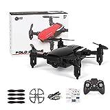 LyGuy Mini LF606 Pieghevole WiFi FPV 2.4GHz 6 Assi RC Quadcopter Drone Helicopter Toy fuco Regalo...