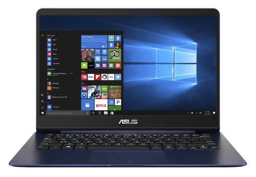 ASUS ZenBook UX430UN-GV117T 1.8GHz i7-8550U Intel® Core™ i7 di ottava generazione 14 1920 x 1080Pixel Blu Computer portatile