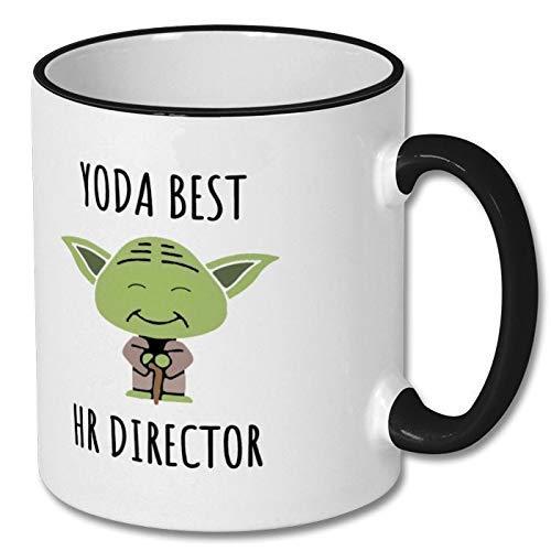 Taza personalizada: la mejor taza de director de recursos humanos, director de recursos humanos, taza de director de recursos humanos, regalo del director de recursos humanos, taza de café del directo