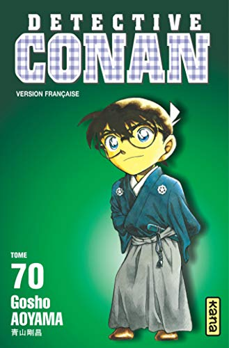 Détective Conan - Tome 70