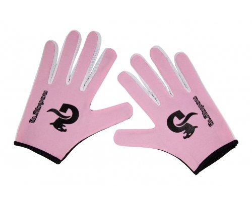 Gryphon G-Fit Full Finer Hockey Gloves - Pink