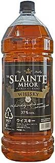 (天然水仕込み)ザ 、スランジ バー ウイスキー黒ラベル (THE SLAINTE MHOR WHISKY) 4000ml ペットボトル 日本