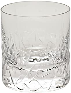 Moser Crystal Clear Drift Ice Double Old Fashioned