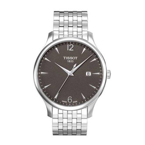 Tissot T0636101106700 - Orologio da uomo in acciaio INOX color argento
