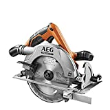 AEG - Scie circulaire 18V Li-Ion 190mm sans batterie ni chargeur - BKS 18BL-0 Multicolore