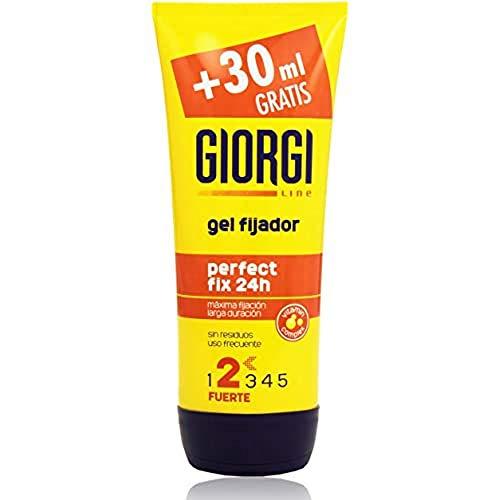 Giorgi - Perfect fix 24h - Gel fijador Nº 2 Fuerte - 180 ml