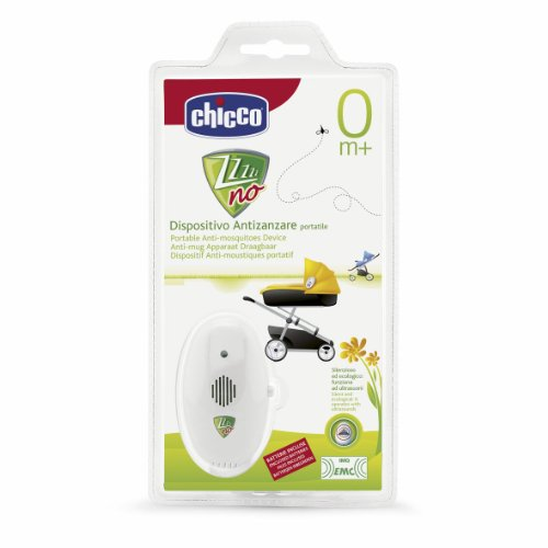 Chicco 1881200000 Dispositivo Anti-Zanzare