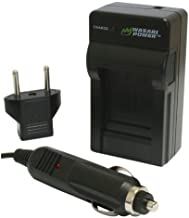 Wasabi Power Battery Charger for Panasonic DMW-BLB13, DMW-BLB13PP, DMW-BLE13E, DE-A49, DE-A49B, DE-A49C and Panasonic Lumix DMC-G1, DMC-G2, DMC-G10, DMC-GF1, DMC-GH1