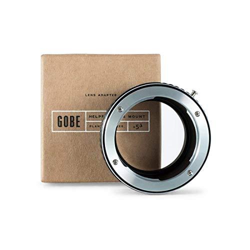 Gobe Lens Mount Adapter: Kompatibel mit Contax/Yashica (C/Y) -Objektiv und Sony E-Kameragehäuse