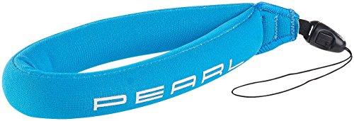 PEARL Trageschlaufe: Schwimmende Handschlaufe für Unterwasser-Kamera u.v.m, blau (Kamera-Trageschlaufe)