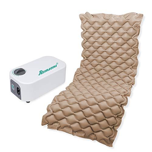 Romsons Nosor Anti-Decubitus Air Bed, Bed Sore Prevention Kit, Air pump and bubble mattress