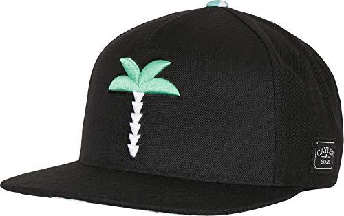 Cayler und Sons Unisex Baseball Kappe CundS WL Fresh Like Me Cap Baseballkappe, Black/mc, one Size